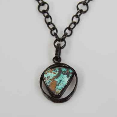 img silver p sterling sanchez by pendant boulder products jewelry turquoise