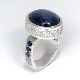Large Gemstone Rings